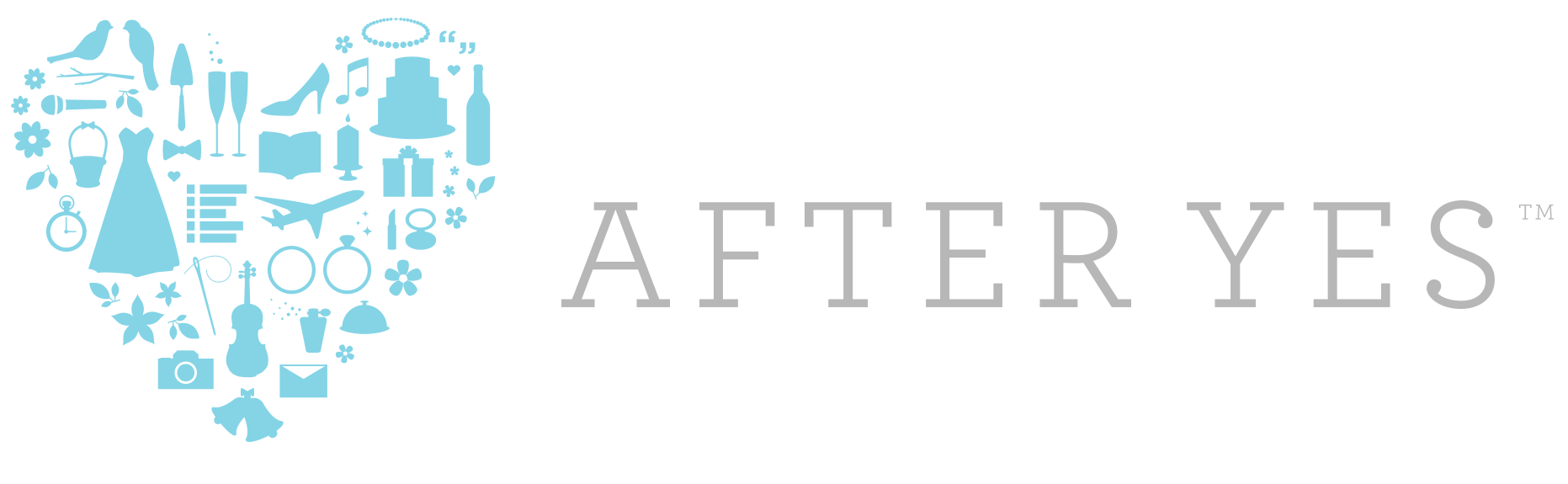 After Yes Weddings Logo